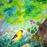 """""""Goldfinches"""""""