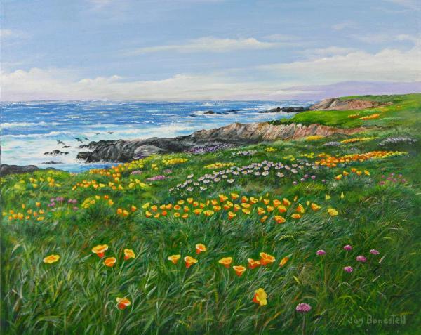 """Springtime, East-West Ranch"""
