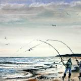 """""""Morro Strand Fishermen"""""""